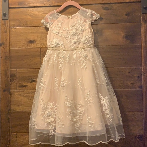 Other - Flower girl dress   4 T